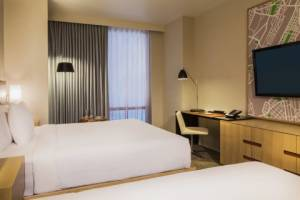 Hyatt Times Square New York Guestroom