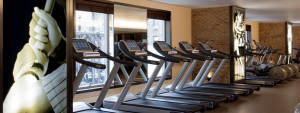 Intercontinental Times Square 5 Fitness